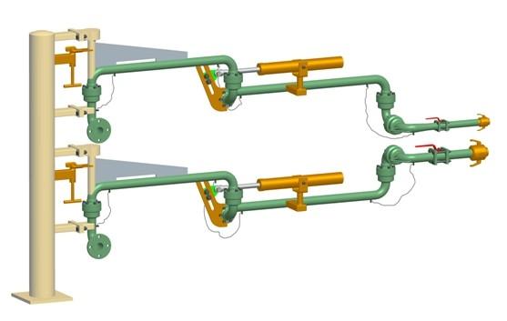 液化气专用装卸臂(LPG)